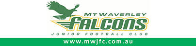 mt waverley falcons stickers